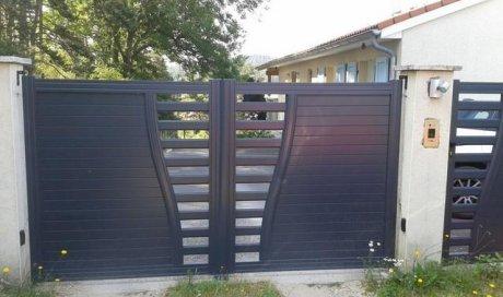 Mettre un portail à l'entrée de son domicile Monistrol-sur-Loire