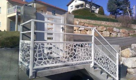 FPSM Fabrication et pose d'ouvrages métalliques Monistrol-sur-Loire