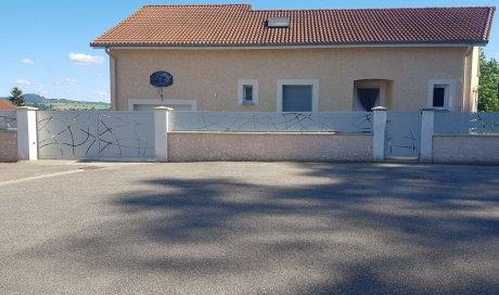 Portail et clôture Acier à Monistrol sur Loire
